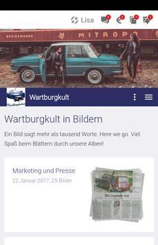 Wartburgkultur poster