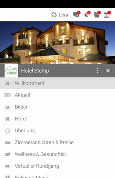 Hotel Stemp - Wellness & Spa screenshot 1