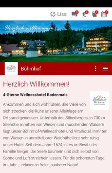 Wellness- & Vitalhotel Böhmhof poster