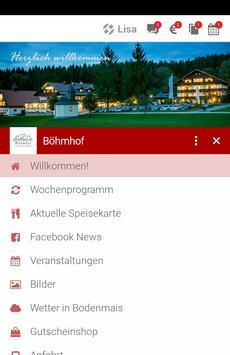 Wellness- & Vitalhotel Böhmhof screenshot 1