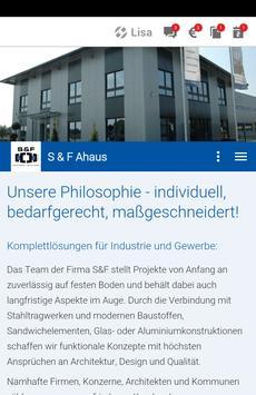 S & F Ahaus poster