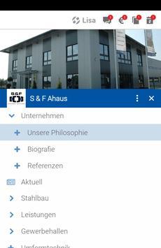 S & F Ahaus screenshot 1