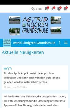Astrid-Lindgren-Grundschule poster