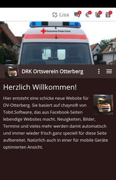DRK Ortsverein Otterberg poster