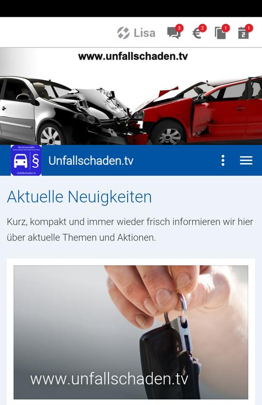 Unfall-Recht for Android - APK Download