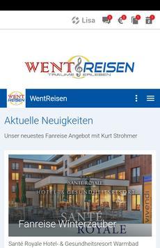 WentReisen poster