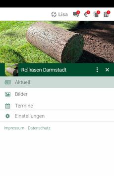Rollrasen Darmstadt apk screenshot