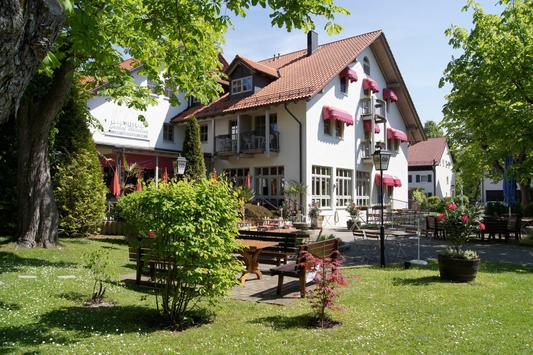 HOTEL SEEHOF Wessling am See poster