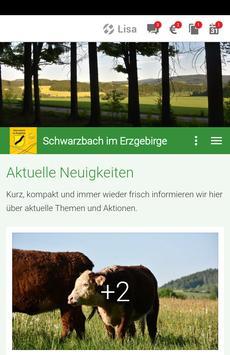 SchwarzbachApp poster