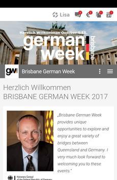 German Week poster