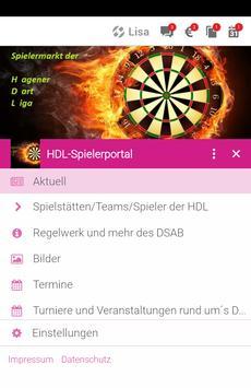 Hagener Dartliga (HDL) screenshot 1
