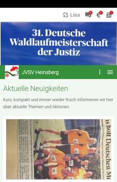 JVSV Heinsberg poster