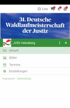 JVSV Heinsberg apk screenshot