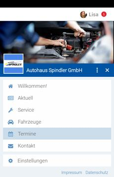 Autohaus Spindler screenshot 1