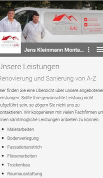 JK-Montagebau apk screenshot