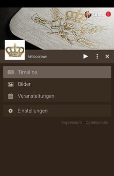 Tattoo Crown Hannover screenshot 1