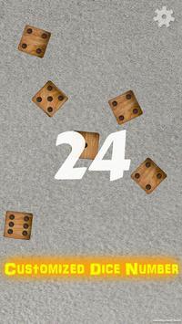 Dice 3D - Free Play screenshot 4