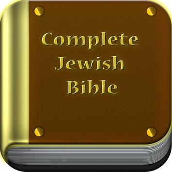 Complete Jewish Bible poster