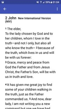 Easy-to-Read Version Bible screenshot 1