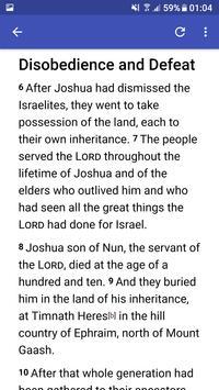 The Message Bible screenshot 1