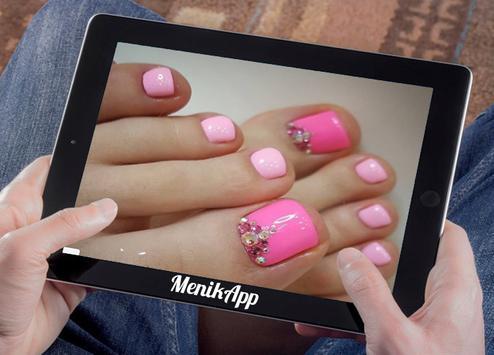 Toe Nail Design screenshot 5
