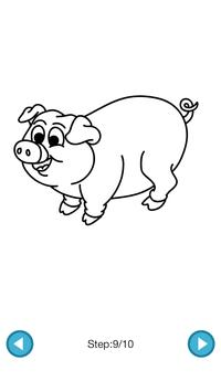 How To Draw :Animals screenshot 4