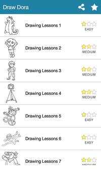 How To Draw :Dora & Diego poster