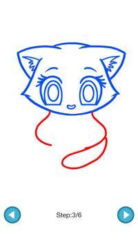How To Draw :Kawaii Animals screenshot 3