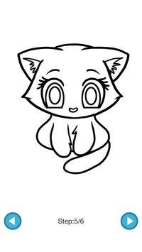 How To Draw :Kawaii Animals screenshot 4
