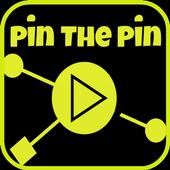 Pin The Pin icon