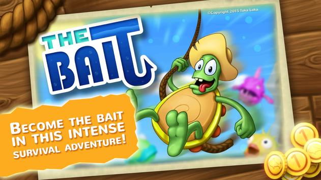 The Bait apk screenshot