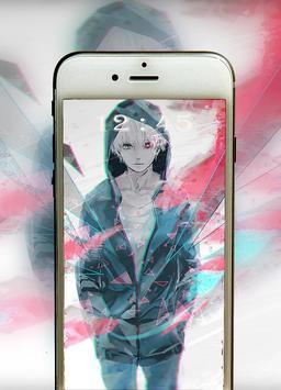 Tokyo Ghoul Wallpaper HD apk screenshot