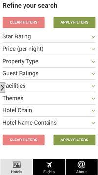 Tokyo Hotels and Flights apk screenshot