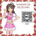 Tomodachi Life MII QR Codes