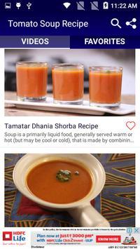 Tomato Soup Recipe screenshot 4