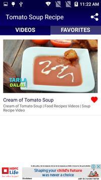 Tomato Soup Recipe screenshot 1