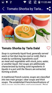 Tomato Soup Recipe screenshot 3