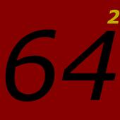 64² icon