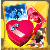 Happy Valentines Day Cards icon