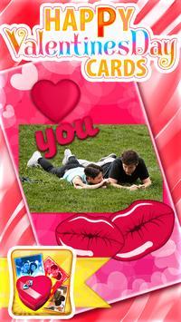 Happy Valentines Day Cards apk screenshot