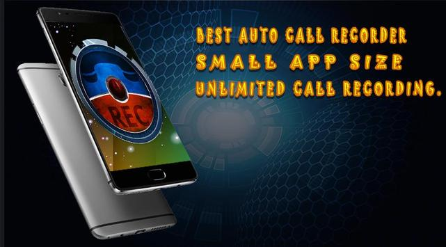 Easy Auto Call Recorder poster