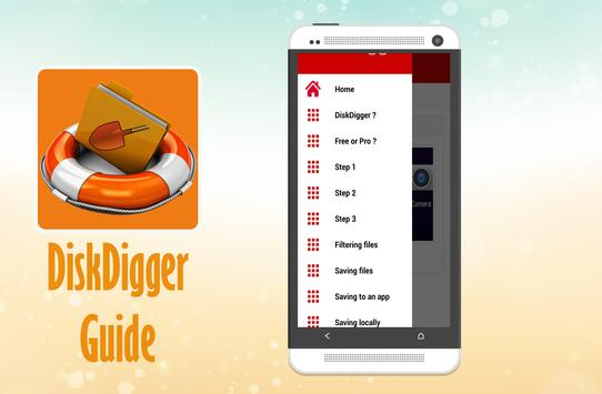 Tips  For Diskdigger screenshot 4
