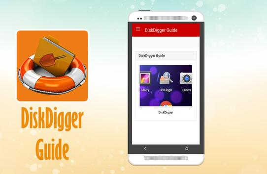 Tips  For Diskdigger screenshot 2