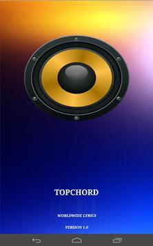 TopChord - Secular Lyrics App screenshot 6