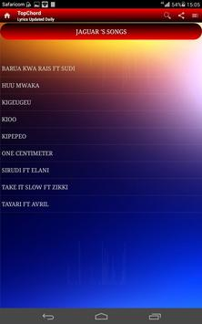 TopChord - Secular Lyrics App screenshot 9