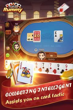 Indian Rummy-free card game online screenshot 2