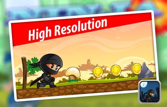Ninja Kid Adventure poster