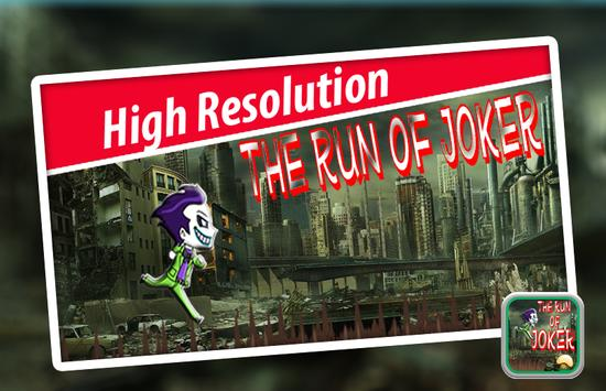 The Run of Joker poster