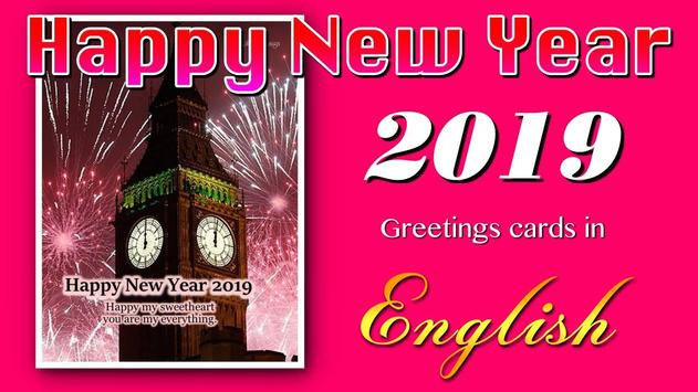 Happy new year sms greeting cards 2019 for android apk download happy new year sms greeting cards 2019 poster m4hsunfo