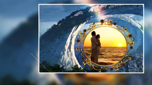 Beautiful Nature Photo Frames Greeting Cards screenshot 5